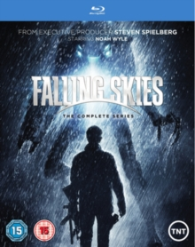 Falling Skies: The Complete Series, Blu-ray