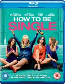 How to Be Single, Blu-ray BluRay