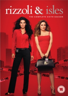 Rizzoli & Isles: The Complete Sixth Season, DVD