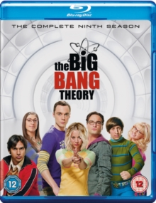 The Big Bang Theory: The Complete Ninth Season, Blu-ray