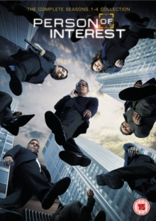 Person of Interest: The Complete Seasons 1-4 Collection, DVD