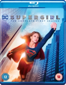 Supergirl: The Complete First Season, Blu-ray