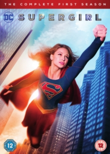Supergirl: The Complete First Season, DVD