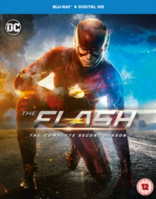The Flash: The Complete Second Season, Blu-ray