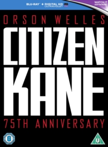 Citizen Kane, Blu-ray