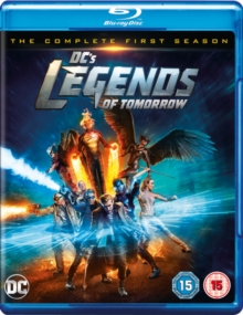 DC's Legends of Tomorrow: The Complete First Season, Blu-ray