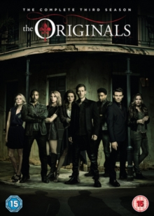 The Originals: The Complete Third Season, DVD