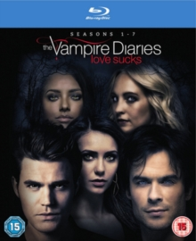 The Vampire Diaries: Seasons 1-7, Blu-ray