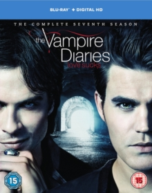The Vampire Diaries: The Complete Seventh Season, Blu-ray