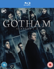 Gotham: Seasons 1-2, Blu-ray BluRay