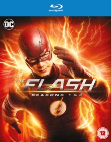 The Flash: Seasons 1-2, Blu-ray BluRay