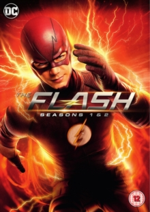 The Flash: Seasons 1-2, DVD