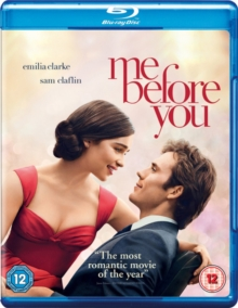 Me Before You, Blu-ray