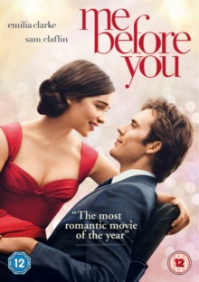 Me Before You, DVD