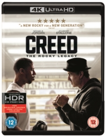Creed, Blu-ray