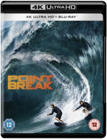 Point Break, Blu-ray