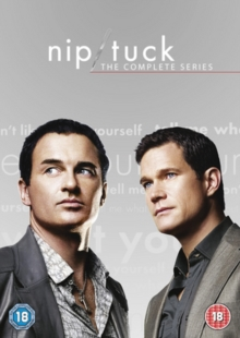Nip/Tuck: The Complete Series, DVD
