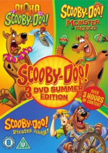 Scooby-Doo: Summer Edition Triple, DVD DVD