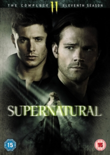 Supernatural: The Complete Eleventh Season, DVD
