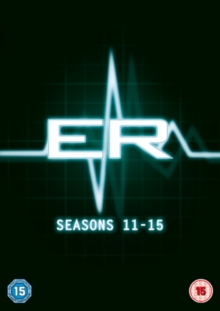 ER: Seasons 11-15, DVD DVD