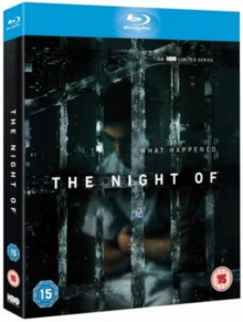The Night Of, Blu-ray