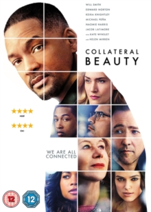 Collateral Beauty, DVD DVD
