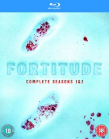 Fortitude: Complete Seasons 1 & 2, Blu-ray BluRay
