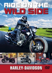 Ride On the Wild Side: Harley Davidson, DVD
