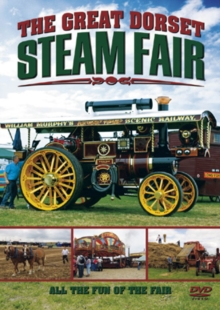 The Great Dorset Steam Fair: All the Fun of the Fair, DVD