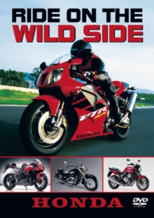 Ride On the Wild Side: Honda, DVD