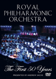 Royal Philharmonic Orchestra: The First 50 Years, DVD  DVD