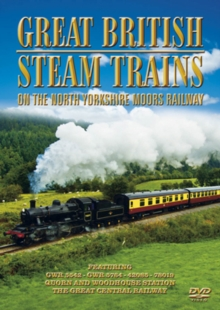Great British Steam Trains: Of the North Yorkshire Moors, DVD