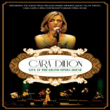 Cara Dillon: Live at the Grand Opera House, DVD