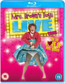 Mrs Brown's Boys: For the Love of Mrs Brown, Blu-ray