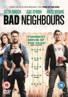 Bad Neighbours, DVD