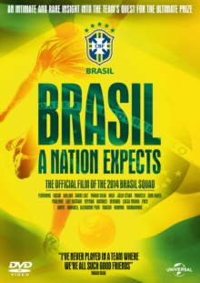 Brasil - A Nation Expects, DVD