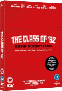 The Class of '92: Extended Edition, DVD