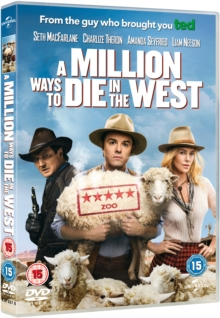 A   Million Ways to Die in the West, DVD