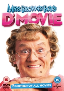 Mrs Brown's Boys D'movie, DVD