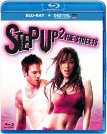 Step Up 2 - The Streets, Blu-ray