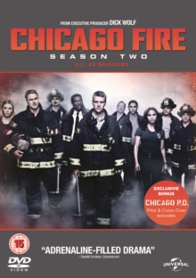 Chicago Fire: Season Two, DVD