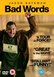 Bad Words, DVD