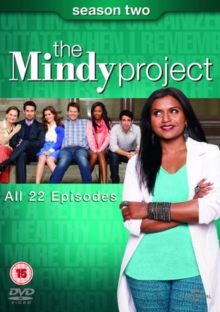 The Mindy Project: Season 2, DVD