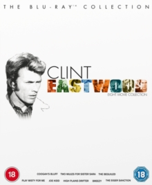 Clint Eastwood: The Collection, Blu-ray