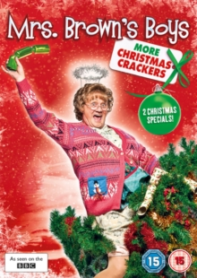 Mrs Brown's Boys: Christmas Specials 2013, DVD
