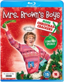 Mrs Brown's Boys: Christmas Specials 2013, Blu-ray