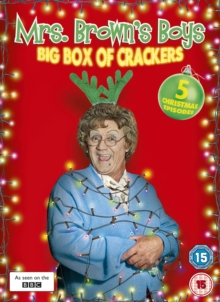 Mrs Brown's Boys: Christmas Specials 2011-2013, DVD