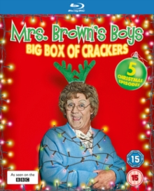 Mrs Brown's Boys: Christmas Specials 2011-2013, Blu-ray  BluRay