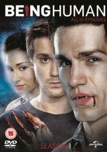 Being Human: Season 1, DVD
