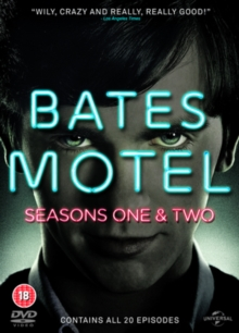 Bates Motel: Seasons 1 and 2, DVD
